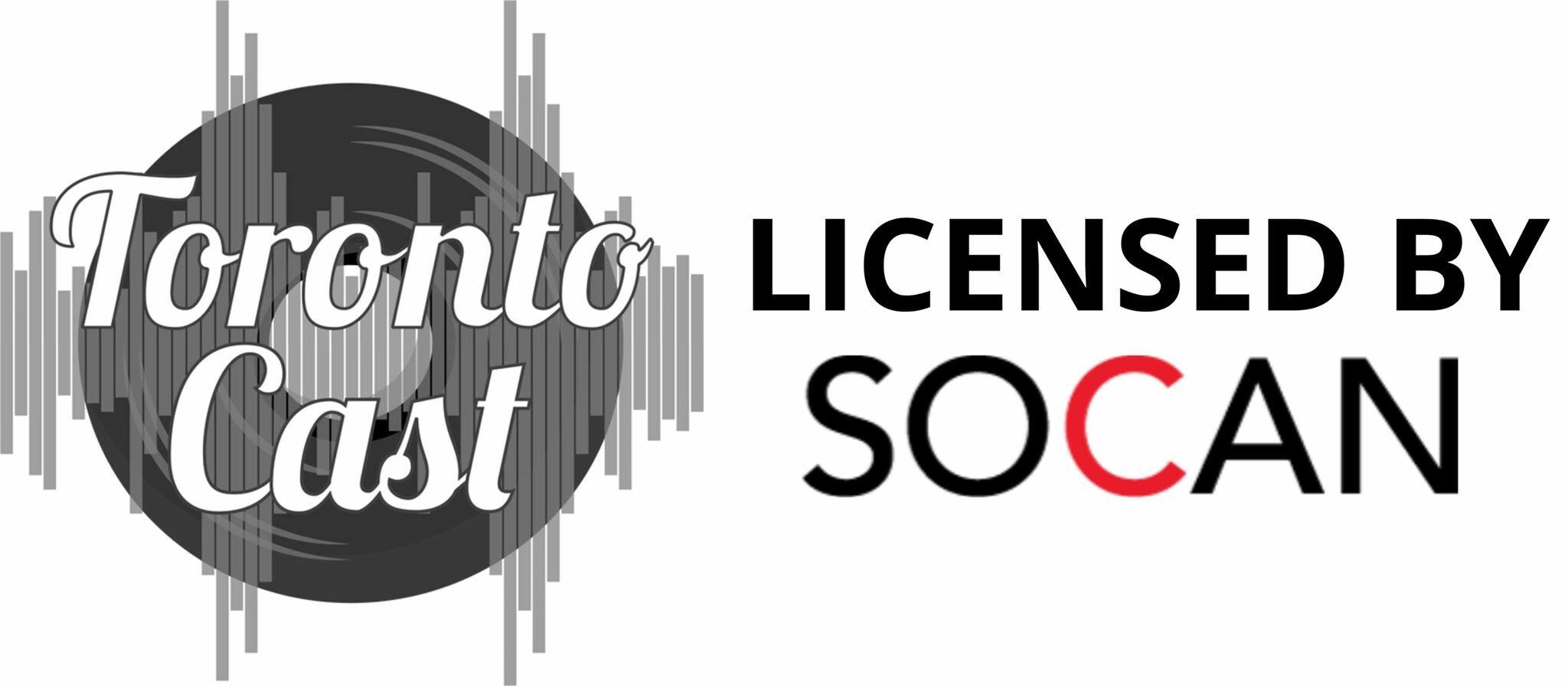 TorontoCast - Socan License